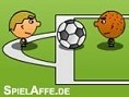 1 gegen 1 Fussball