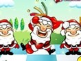 Dancing Santa Claus