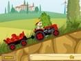 Çiftçi Traktör Servis Oyunu