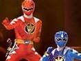 Power Rangers Macera