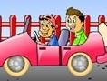 Arabalı Resim Boyama Oyunu