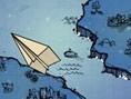 Kağıt Uçak Göklerde Oyunu