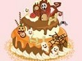Halloween Kuchen