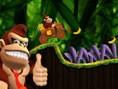 Donkey Kong Orman Yarışı