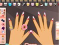 Happy Party Nails