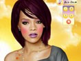 Rihanna Celebrity Make Over