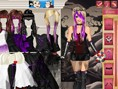 Goth Bride DressUp