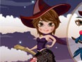 Cute Halloween Witch DressUp