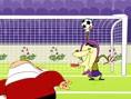 Noel Penaltı Oyun Oyna