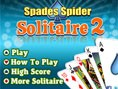 Spades Spider Solitaire 2