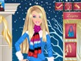 Doll Winter Dress up