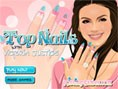 Top Nails Victoria Justice