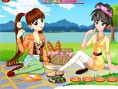 Princess Spring Picnic