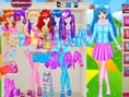 Runo Misaki Dressup