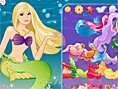 Aquatic Beauty Dressup
