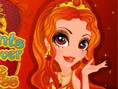 Fire Princess Makeover