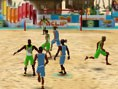 Strandfuball 3D