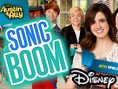 Austin & Ally  Sonic Boom