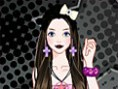Pastel Goth Dressup