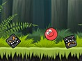 Roter Ball 4 Bonuslevel