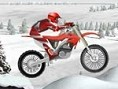 Winter- Motorrad