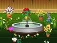 Çiçekli Bahçe Dekorasyon Oyunu