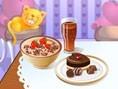 Çocuk Kahvaltı Masası Dekorasyon Oyunu