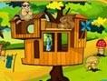 Ağaç Ev Dekorasyon Oyunu