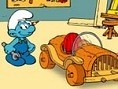 Smurf Handy Car