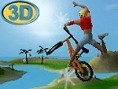 Stunt Bike Island