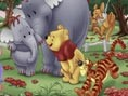 Winnie Pooh coloring