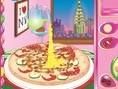Pizza Dekorasyon Oyunu