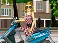 Scooter Girl Dress Up