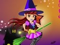 Witch Dress Up