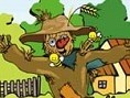Very Cool Scarecrow