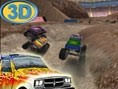 3D Monster Truck