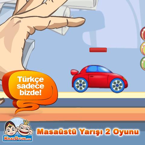 Masaüstü Yarışı 2 Türkçe