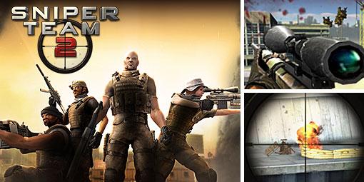 Sniper Takımı 2 Silah Oyunları