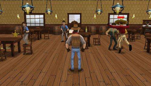 3D Salon Kavgası 2 Oyunu